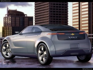 The Chevrolet Volt hits Canada