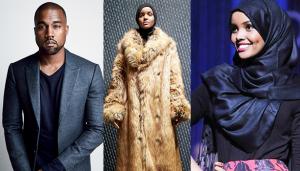 Kanye West, Halima Aden